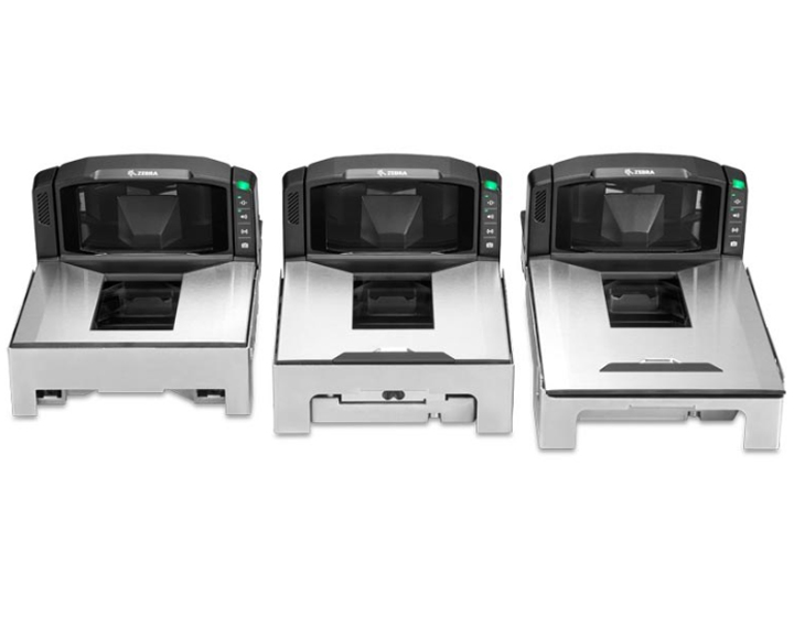 Escáneres de mostrador