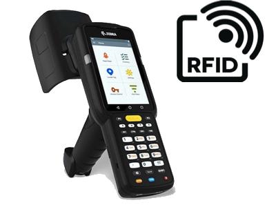 UHF RFID Smartphone Gun