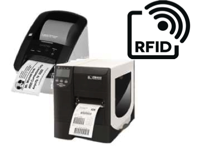 RFiD-Drucker