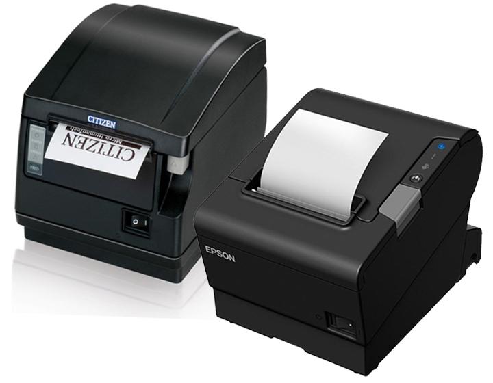 Imprimantes de billets