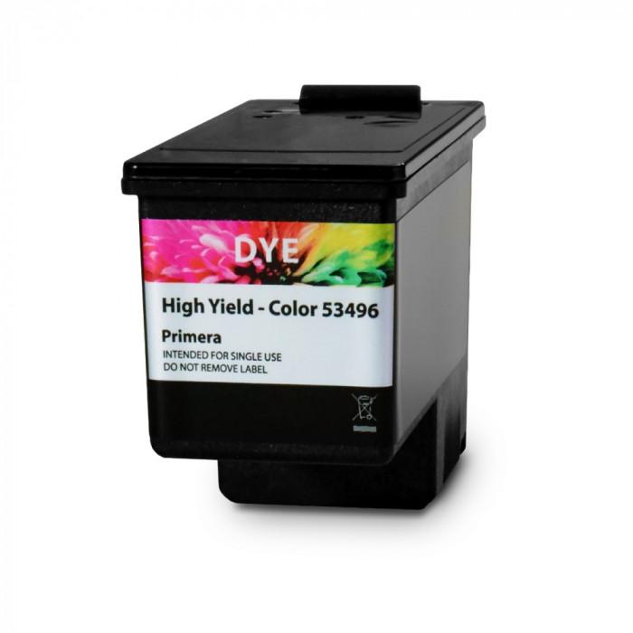 Tinta a base de colorante LX610e, Colores de impresión: Cian, Magenta, Amarillo