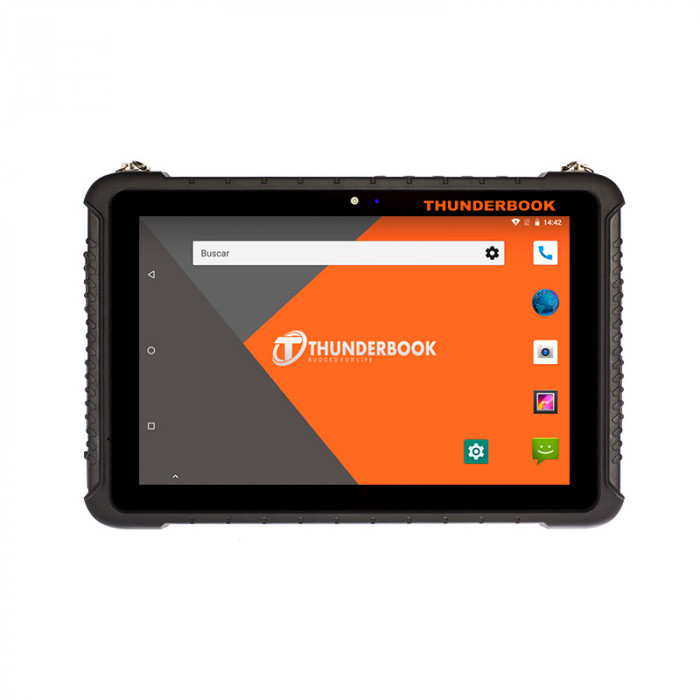 """Colossus A101 - Tablet 10"""" Android, 4GB / 64GB, M4G, Wifi, Bluetooth 4.0, GPS, NFC, BCR 1D+2D, Android 10 con GMS"""