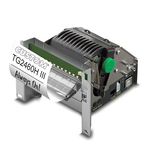PRINTER TG2460HIII USB RS232 CUT HC STD
