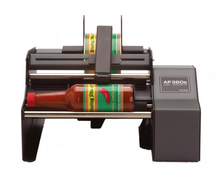 Applicateur d'étiquettes AP362e 100-240 VCA, prise européenne, CE