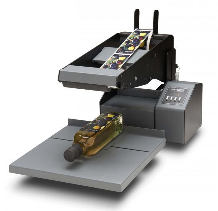 Applicateur d'étiquettes à plat AP550
