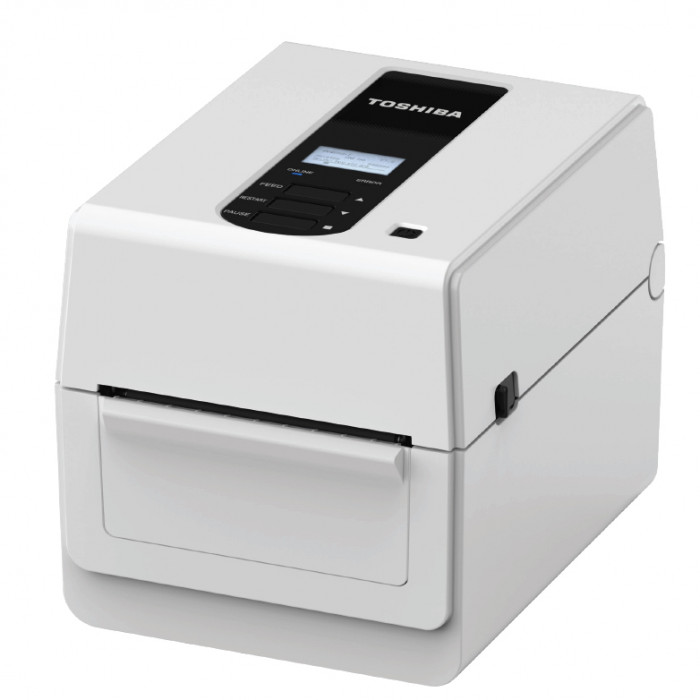 Toshiba Serie BV4 desktop DT label printer