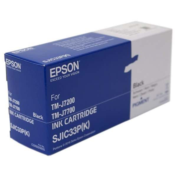 Epson ink cartridge, black