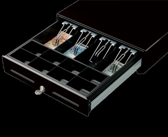 Cassetto 24 v in metallo