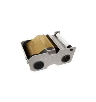 Cinta EZ Oro metalizado con rodillo de limpieza - 500 impresiones