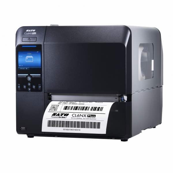 Sato CL6NX Plus Industrial Label Printer