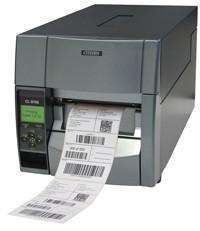 Citizen CL-S703II, 12 puntos/mm (300dpi), VS, EPL, ZPLII, Datamax, Multi-IF (Ethernet)