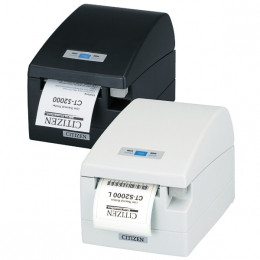 Citizen CT-S2000, USB, RS232, 8 points / mm (203 dpi), blanc