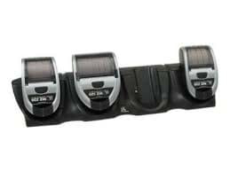 4-space charger cradle for Zebra IMZ SERIES
