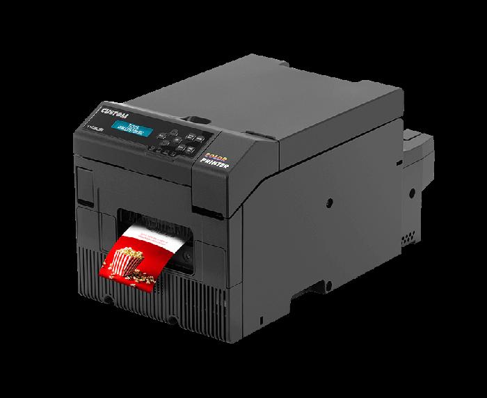 Custom TK306 - Impresora de tickets y etiquetas LED a color