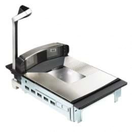 Datalogic Magellan 9800i, 2D, Multi-IF, Escala adaptativa, Polereader (largo), Kit (USB)