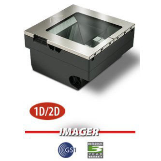 Magellan 3550 Mount Tinox 2D + alimentatore Cable + RS232