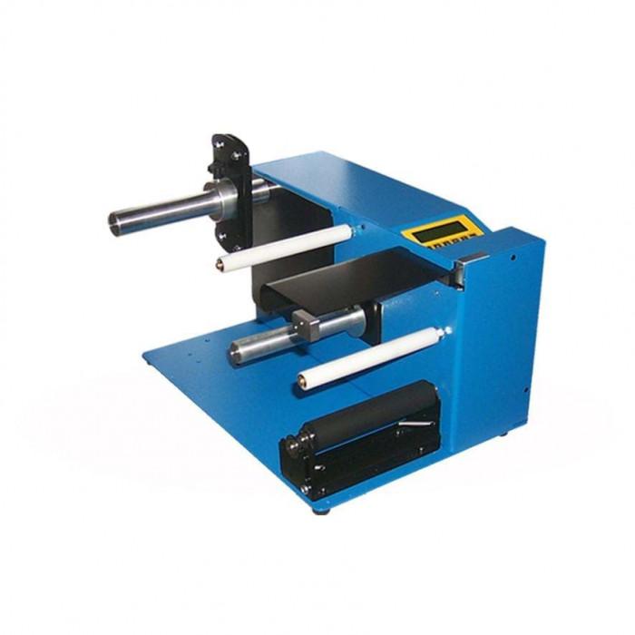 Dispensador Etiqueta con display DPR DN-01 Ancho hasta 150mm