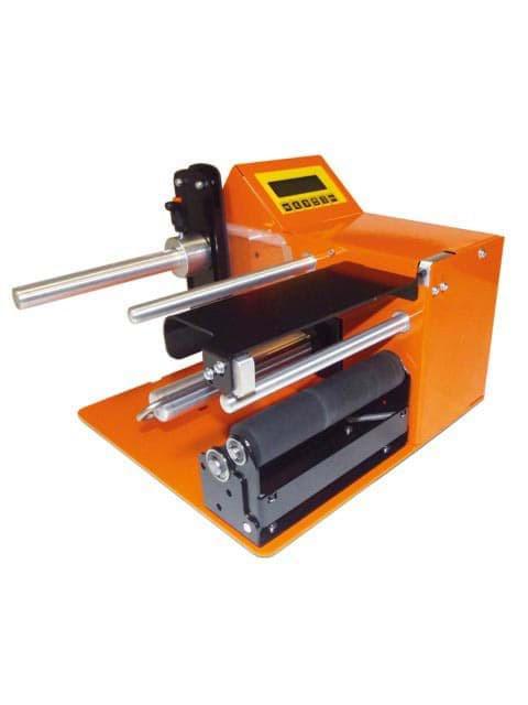 Dispensador Etiqueta con display DPR DP-02 Ancho hasta 150mm