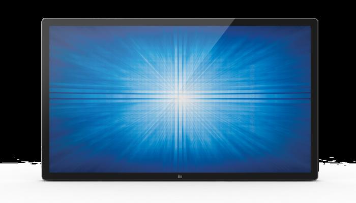 Elo 5502L, 138.6cm (54.6``), infrared, Full HD, black