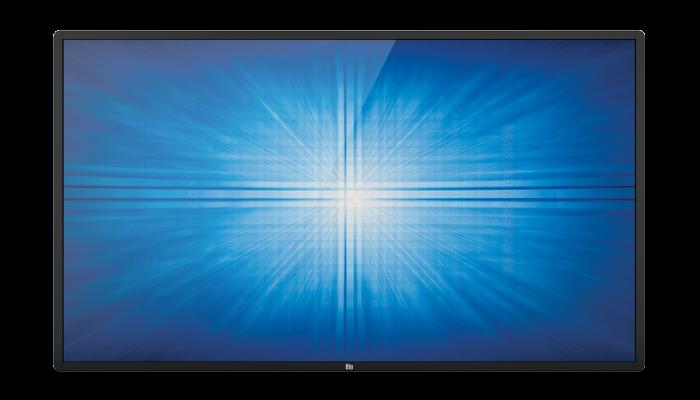 Elo 5553L, 138,6 cm, projiziert kapazitiv, 4K, schwarz