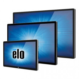Elo 5502L, 138,6cm (54.6 '') Projected Capacitive, Full HD, il nero