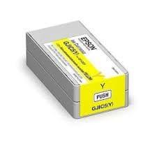 Cartouche d'encre Epson, jaune
