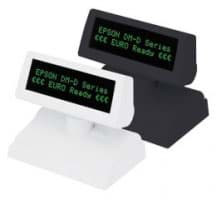 Epson Display DM-D110BA, dunkelgrau, USB, RS232