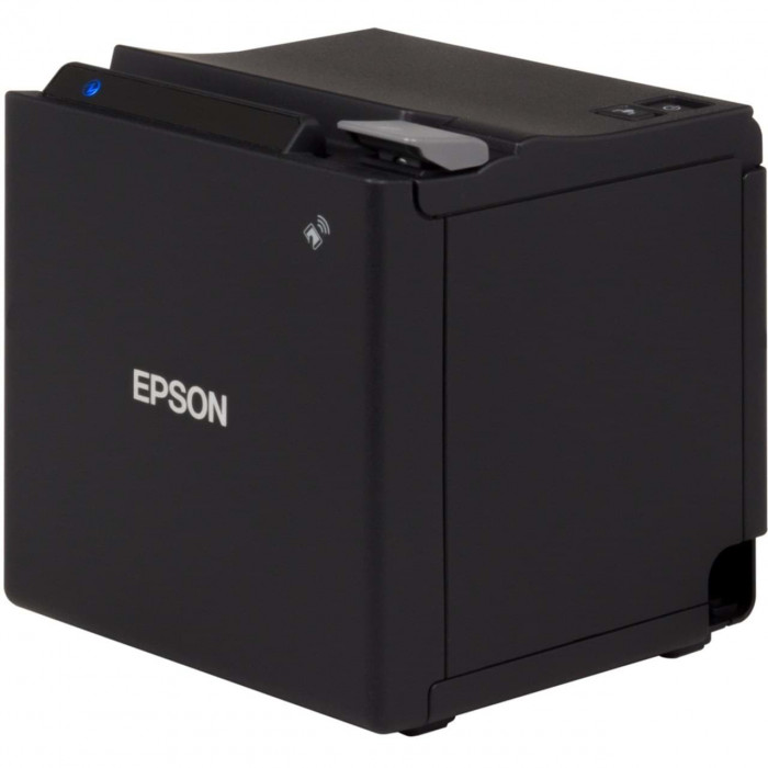 Ensemble Epson TM-m30, y compris: DM-D30, USB, Ethernet, 8 points / mm (203 dpi), ePOS, noir