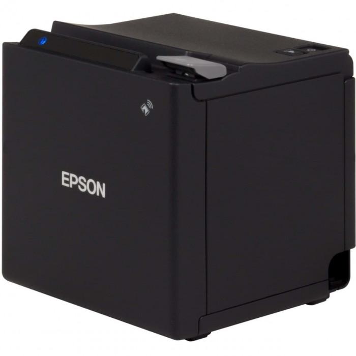 Pacchetto Epson TM-m30, incl .: DM-D30, USB, Ethernet, 8 punti / mm (203 dpi), ePOS, nero