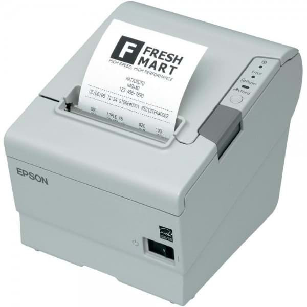 Epson TM-T88V, USB, WLAN, white