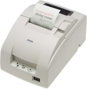 Epson TM-U220B, RS232, Cutter, weiß
