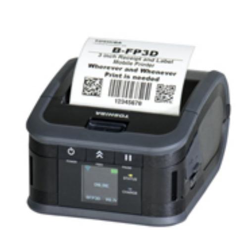 FP3DGS30 Tragbares Bluetooth / NFC / USB mit 200 dpi, Breite 3