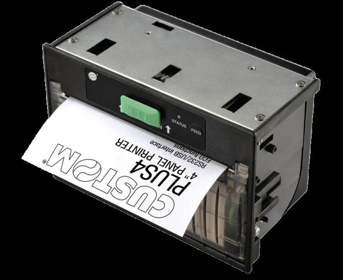 112mm PLUS 4 usb printer, rs232, ttl