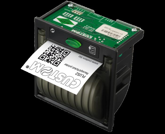 Imprimante 57mm PLUS2 USB, RS232, TTL