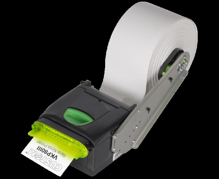 Stampante usb vkp80iii, connessione lato RS232 usb rs232