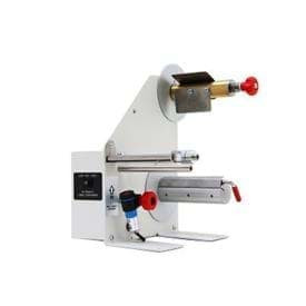 Labelmate LD-100-U con sistema frenante regolabile senza usura installato in fabbrica