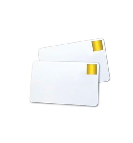 Tarjeta Blanca PVC con Holopatch (500 uds.)