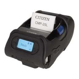 Citizen CMP-25L, USB, RS232, Wi-Fi, 8 points / mm (203 dpi), écran, ZPL, CPCL
