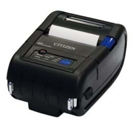 Citizen CMP-20II, 8 points / mm (203 dpi), CPCL, USB, RS232, WLAN
