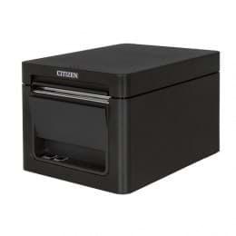 Citizen CT-E651, 8 points / mm (203 dpi), Cutter, USB, BT, IOS noir
