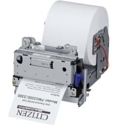 Citizen PMU-2300II Bicolor, Presenter, USB, 8 dots / mm (203dpi), receipt printer