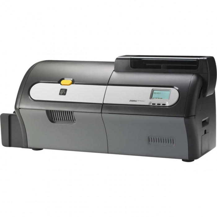 Zebra ZXP Series 9, double sided, 12 dots / mm (300dpi), USB, Ethernet