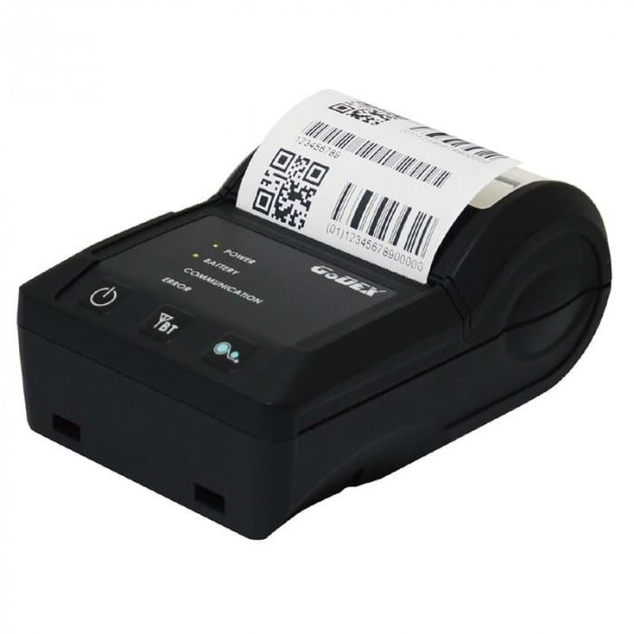 MX30.3 tragbarer Drucker für Tickets und Etiketten