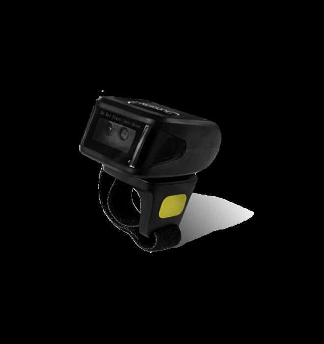 Newland Sepia 2D CMOS Bluetooth anillo escáner, cable USB y adaptador de la UE