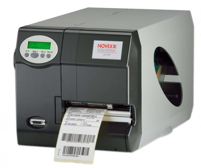Novexx 64 Industrial Label Printer