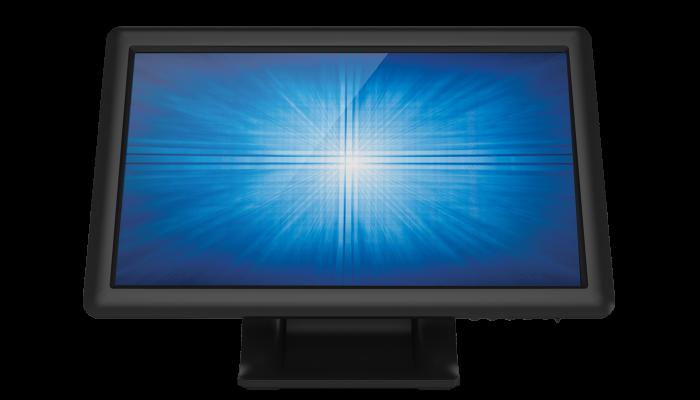 Écran tactile Elo 1509L, 39,6 cm (15,6 ''), informatique, gris foncé
