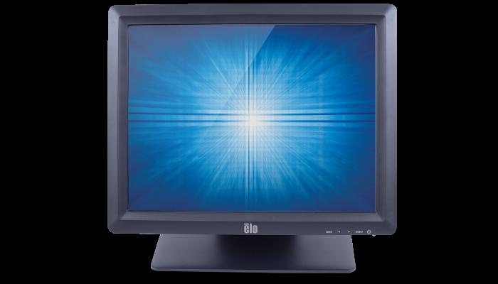 """Elo 1517L Touchscreen rev.B, 38,1 cm (15 """"""""), AT, schwarz"""