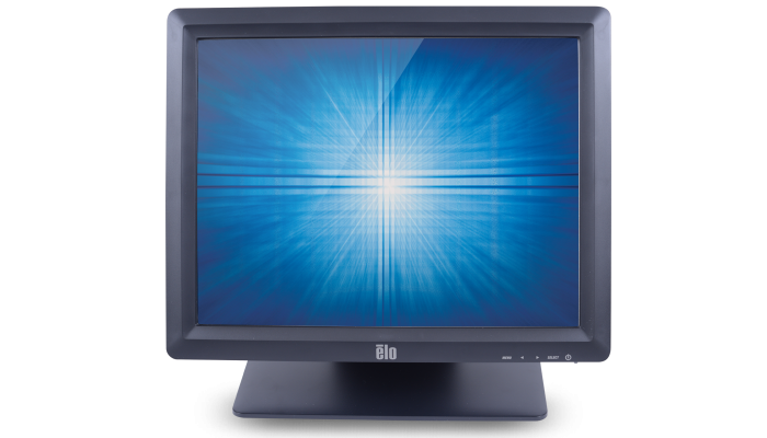 Elo 1517L Touchscreen rev.B, 38,1 cm (IT), IT, schwarz