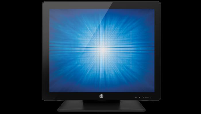 Elo 1717L Touchscreen rev.B, 43,2 cm (17 ''), AT, schwarz