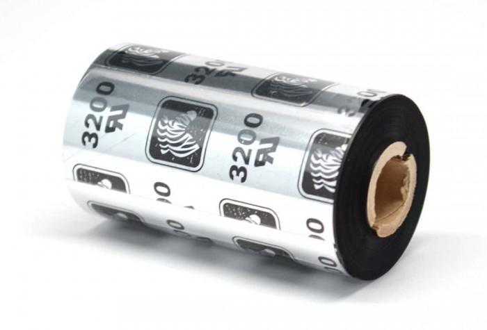 Zebra ZipShip 3200, Thermotransferband, Wachs / Harz, 83 mm.6 Stk.